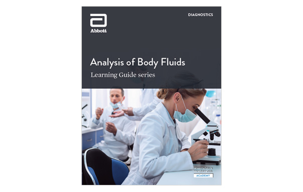 Analysis of Body Fluids Learning Guide