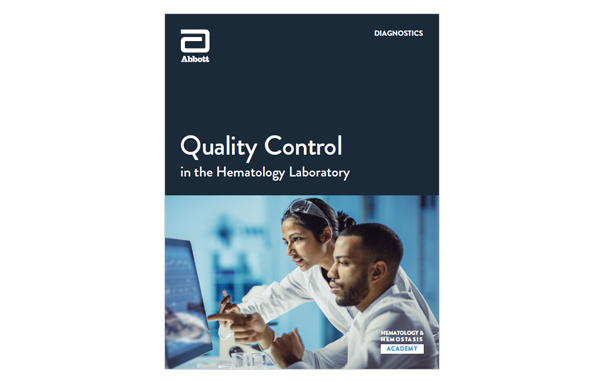 Quality Control in the Hematology Lab Learning Guide